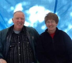 Mesothelioma Survivor Billy K & His Wife Sharon