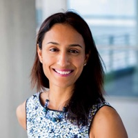 Tejal Parekh, Registered & Licensed Dietitian