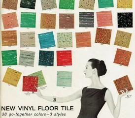 Kentile Manufactured Tiles