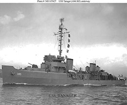 USS Tanager