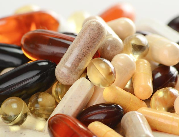 Dietary supplements and vitamins