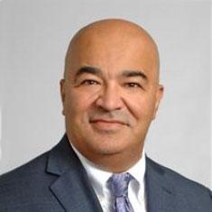Dr. Wesam Ahmed, medical oncologist