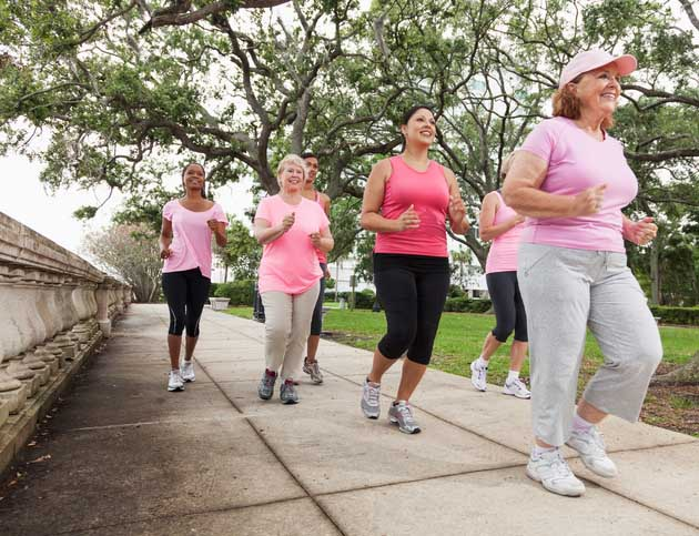 Easing Chemotherapy Drug Side Effects with Exercise