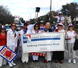 League of Women Voters of Seminole County, Florida.