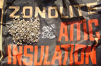 Zonolite Insulation